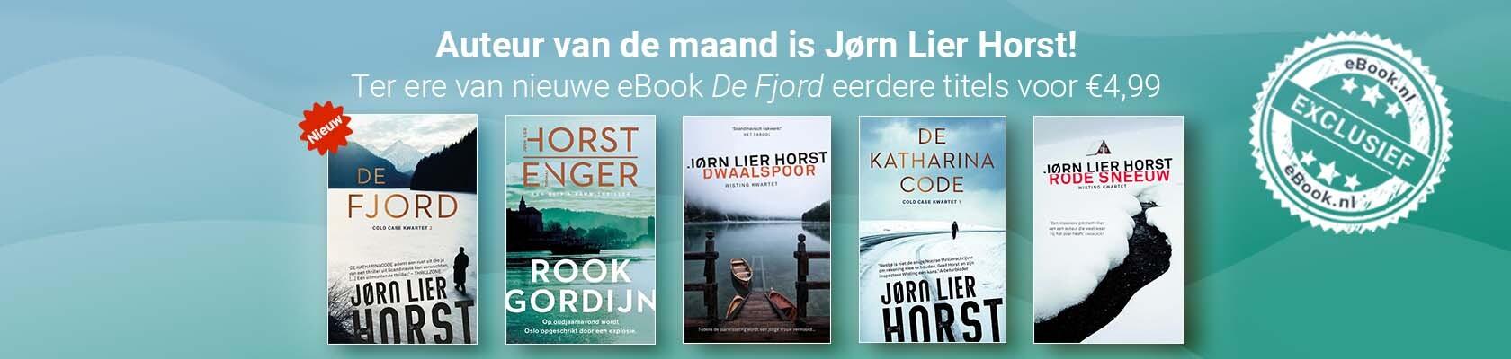 Auteur van de maand: Lier Horst