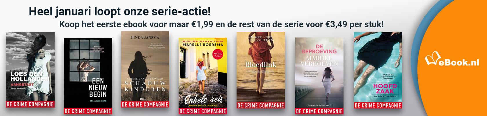 Serie-actie De Crime Compagnie