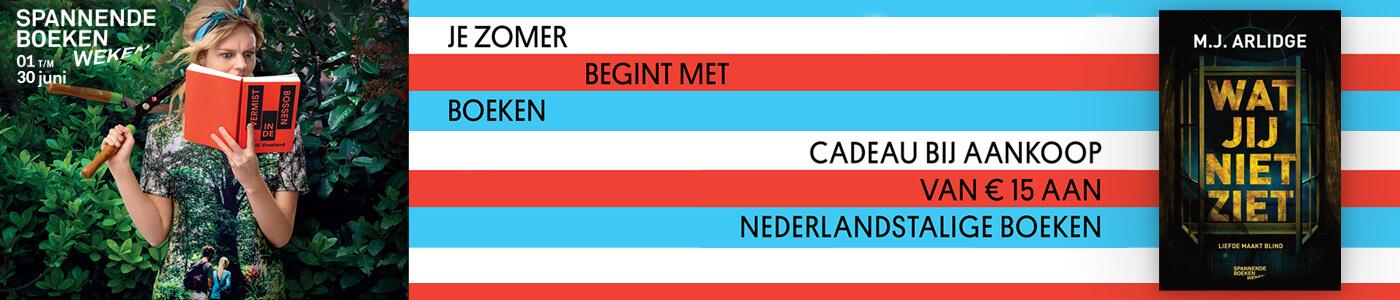 Spannende Boeken Weken 2020 op ebook.nl!
