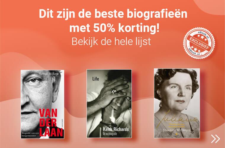 biografieen met 50% korting