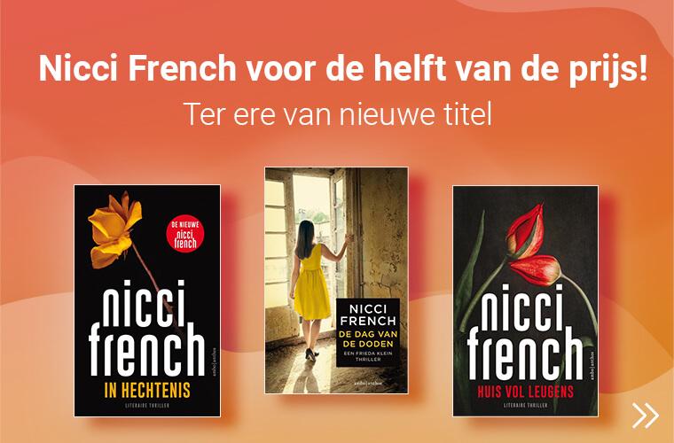 Nicci French met korting