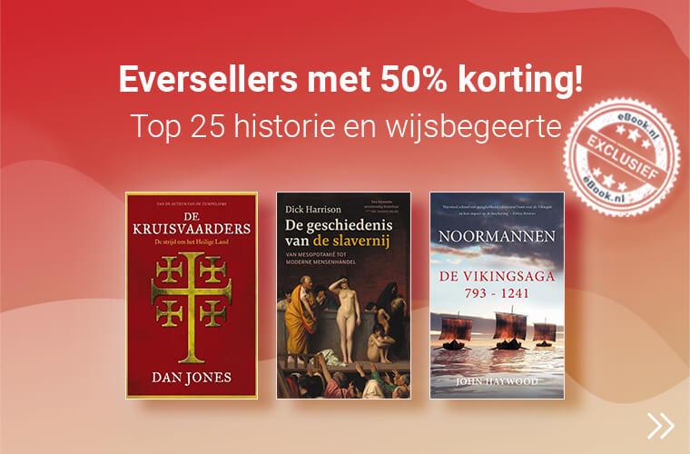 top 25 ebooks over historie en wijsbegeerte voor de helft van de prijs
