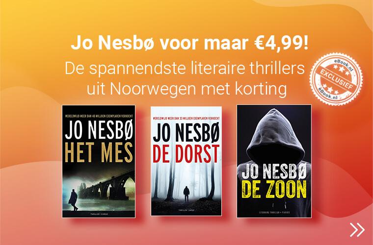 alle ebooks van Jo Nesbo voor 4,99