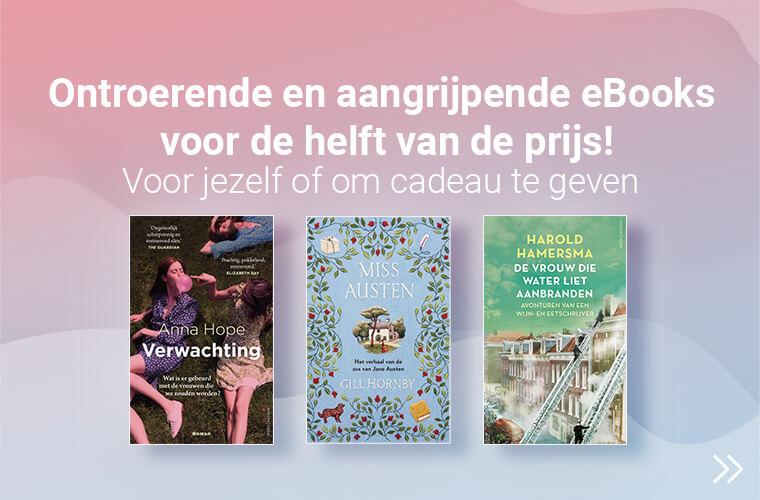 moederdagactie ontroerende ebooks voor de helft van de prijs