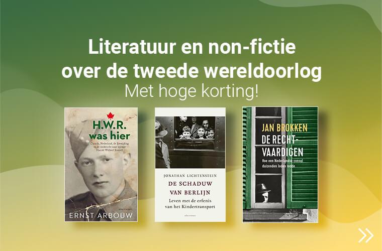 ebooks over de tweede wereldoorlog met hoge korting