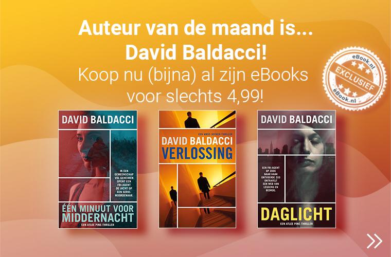 Auteur van de maand is Baldacci