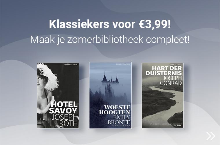 ebook klassiekers voor 3,99 euro