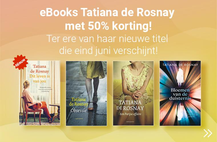 ebooks Tatiane de Rosnay met korting