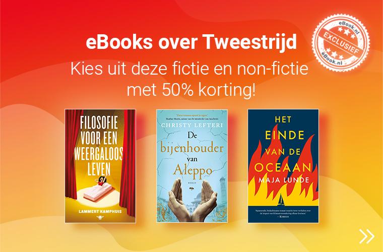 Boekenweek actie ebooks over tweestrijd