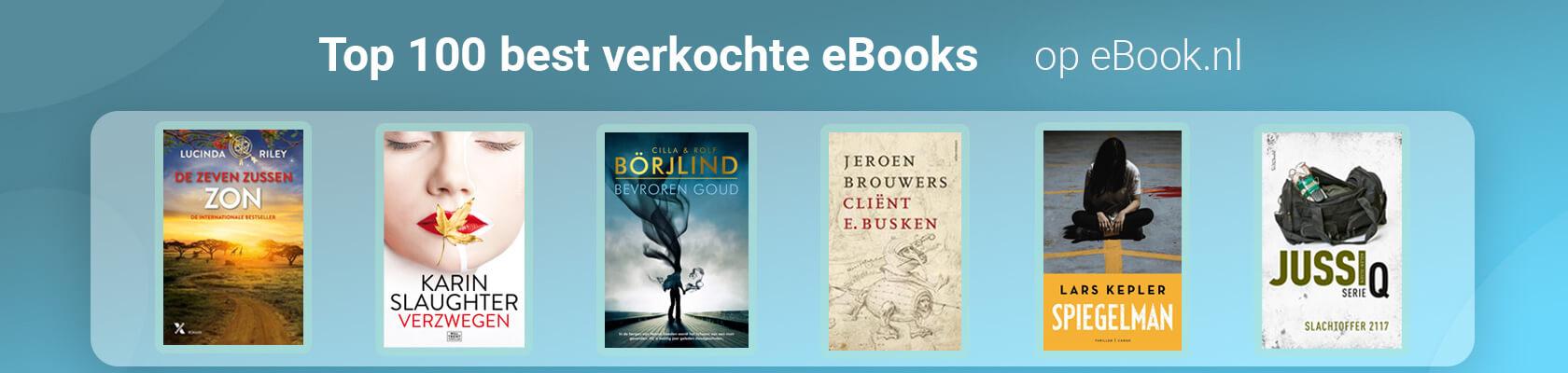 Meer dan 400 bestseller e-books voor €4,99