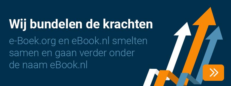 e-Boek.org en eBook.nl smelten samen