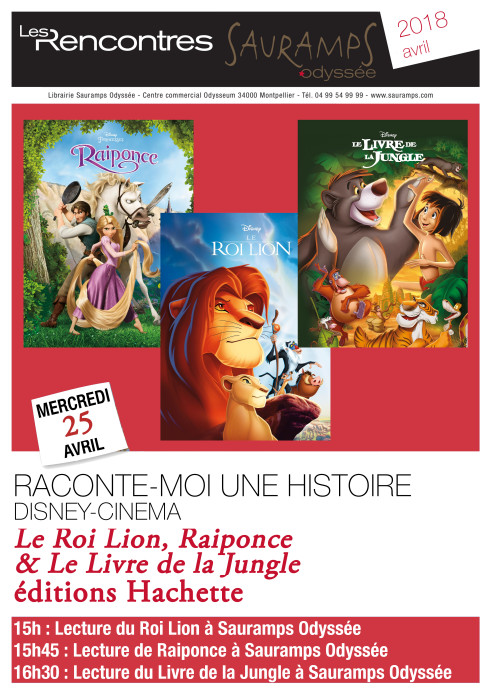 Raconte Moi Une Histoire Disney Cinema