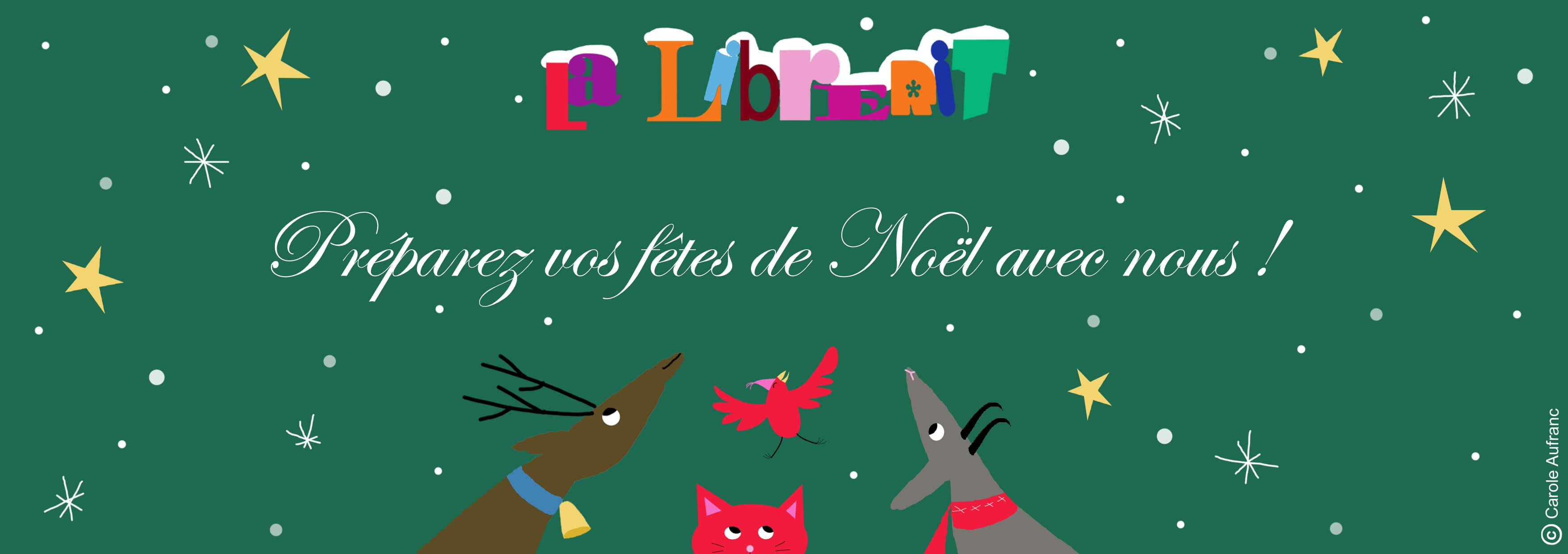 Noël à La Librerit