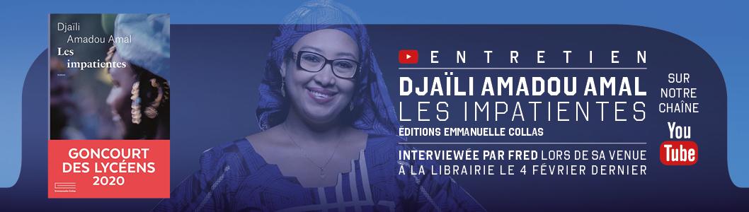Podcast Entretien Djaïli Amadou Amal