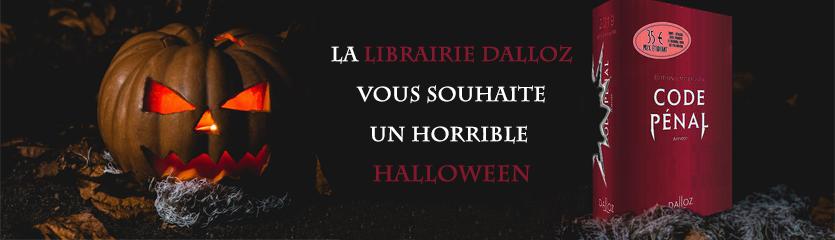 halloween dalloz