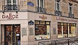 Librairie juridique Dalloz