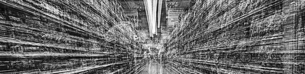 Supermarché des images - Essais
