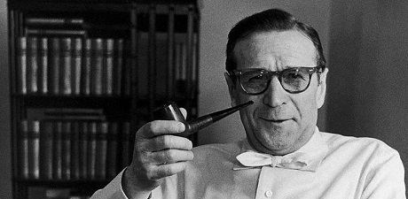 Photographie de Georges Simenon