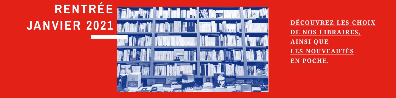 Rentrée littéraire hiver -nos lectures-