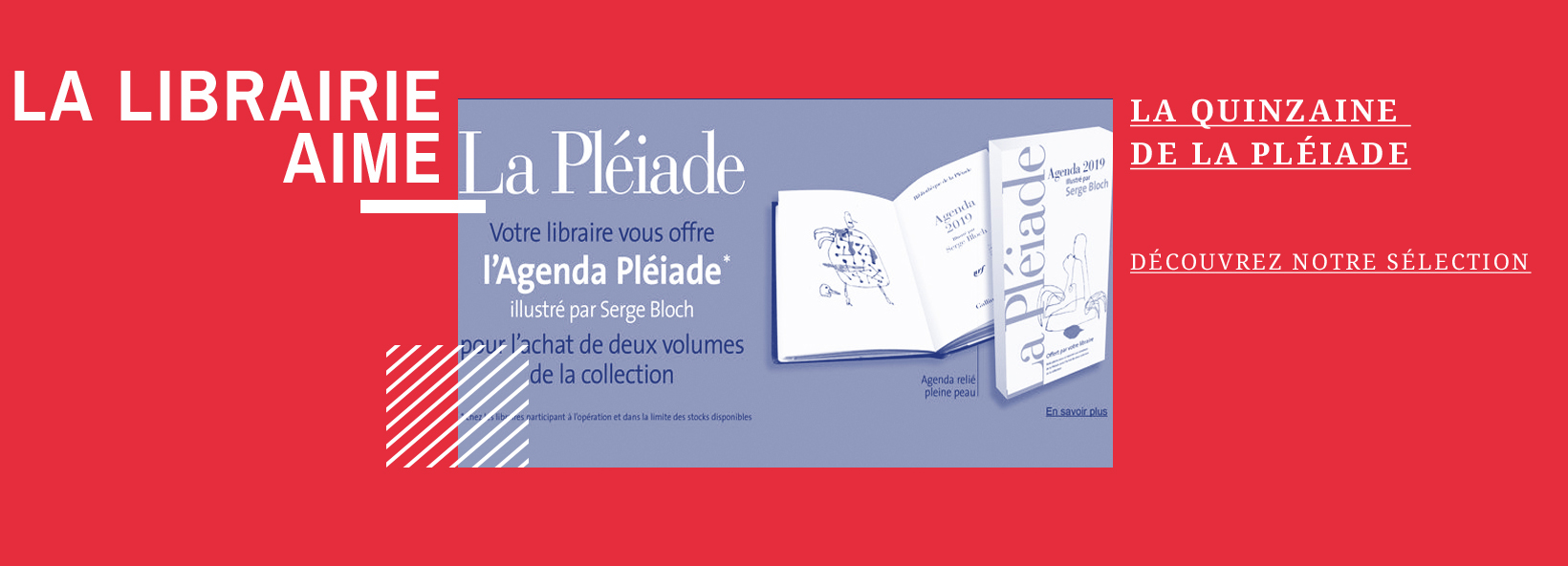 agenda Pléaide