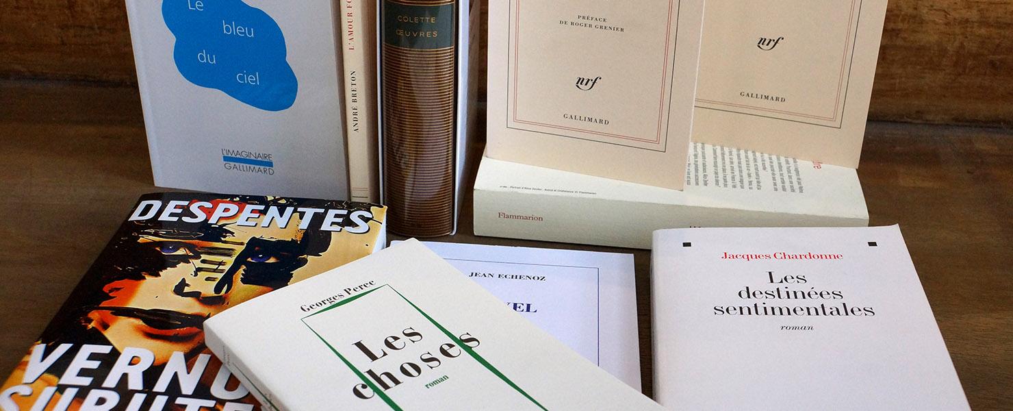 La librairie Delamain-notre sélection
