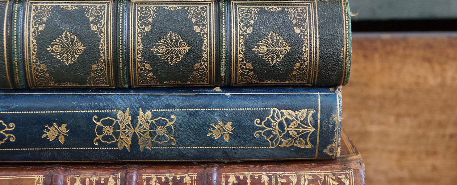 La librairie Delamain - Rayon livres anciens