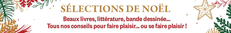 Librairie Delamain : toutes nos sélections de Noël !