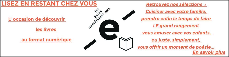 Lisez en restant chez vous avec les livres num�riues du Divan !