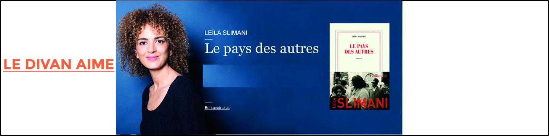 Le nouveau livre de Leila Slimani