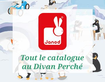 Librairie Le Divan catalogue Janod