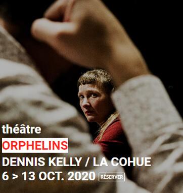 Spectacle Orphelins au Monfort