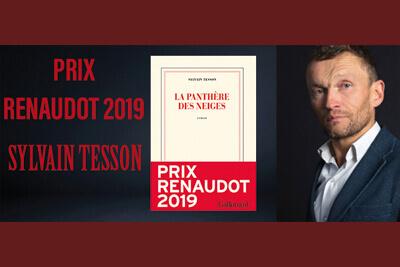 Découvrir Sylvain Tesson   Prix Renaudot
