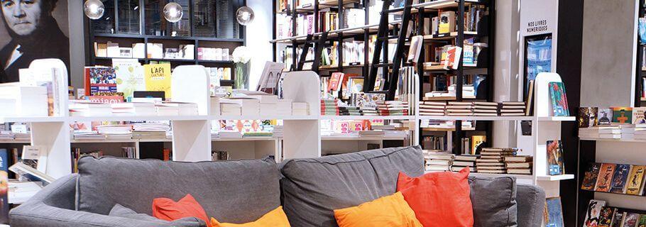 La librairie Le Divan