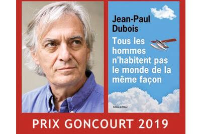 Découvrir Jean-Paul Dubois   Prix Goncourt