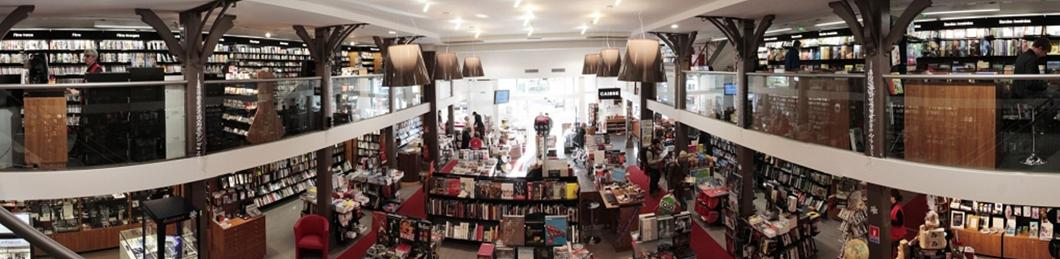 Découvrez notre librairie