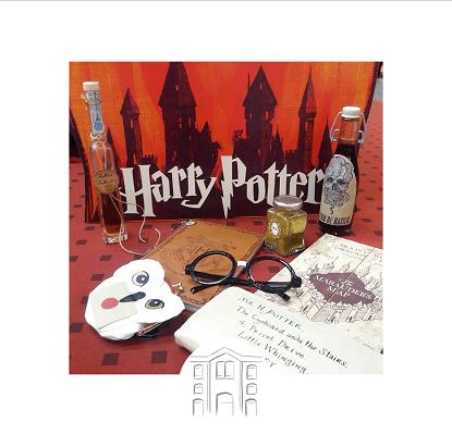 Tout l'univers d'Harry Potter dans votre librairie