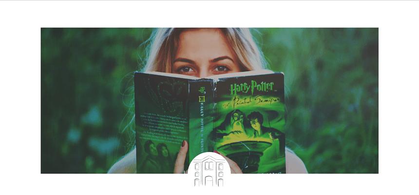 Tout l'univers Harry Potter dans votre librairie