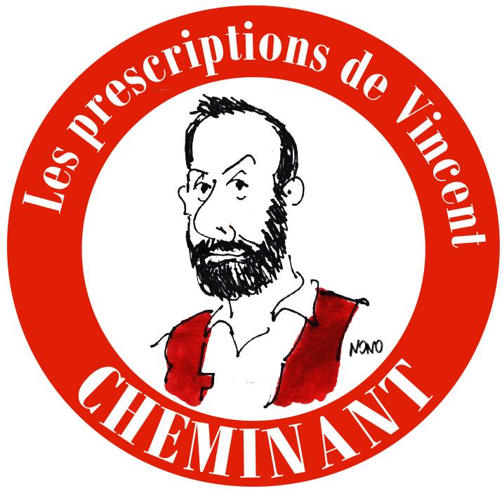 prescriptions Vincent Librairie Cheminant