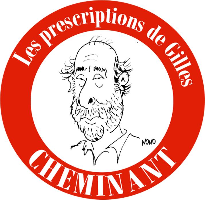 prescriptions Gilles Librairie Cheminant
