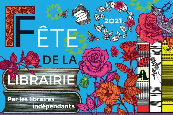 F�te de la librairie ind�pendante - Samedi 24 avril 2021
