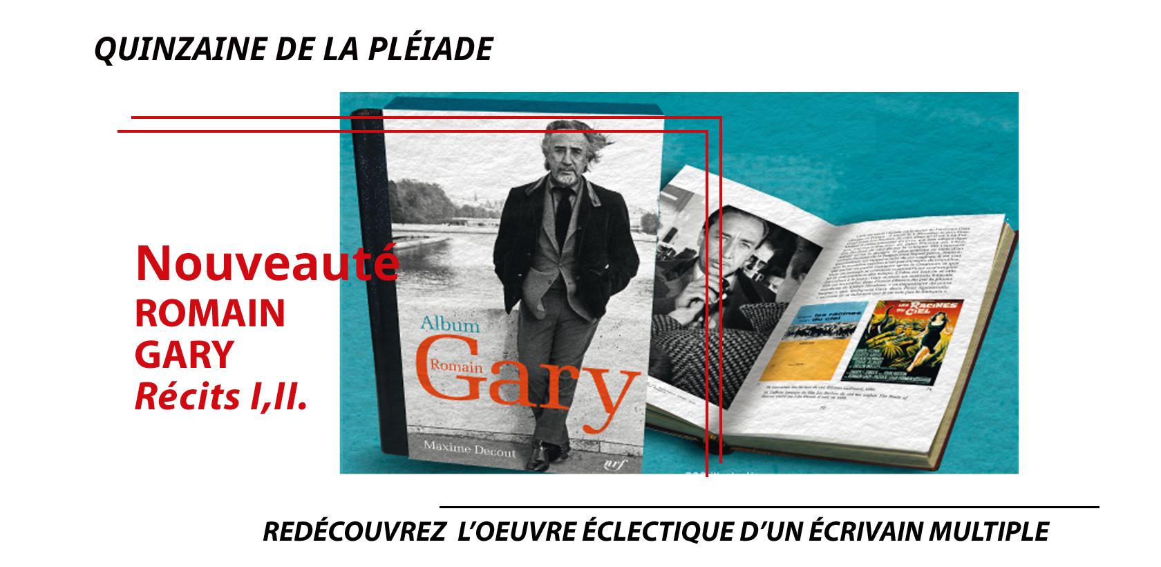 La Pleiade-Romain Gary