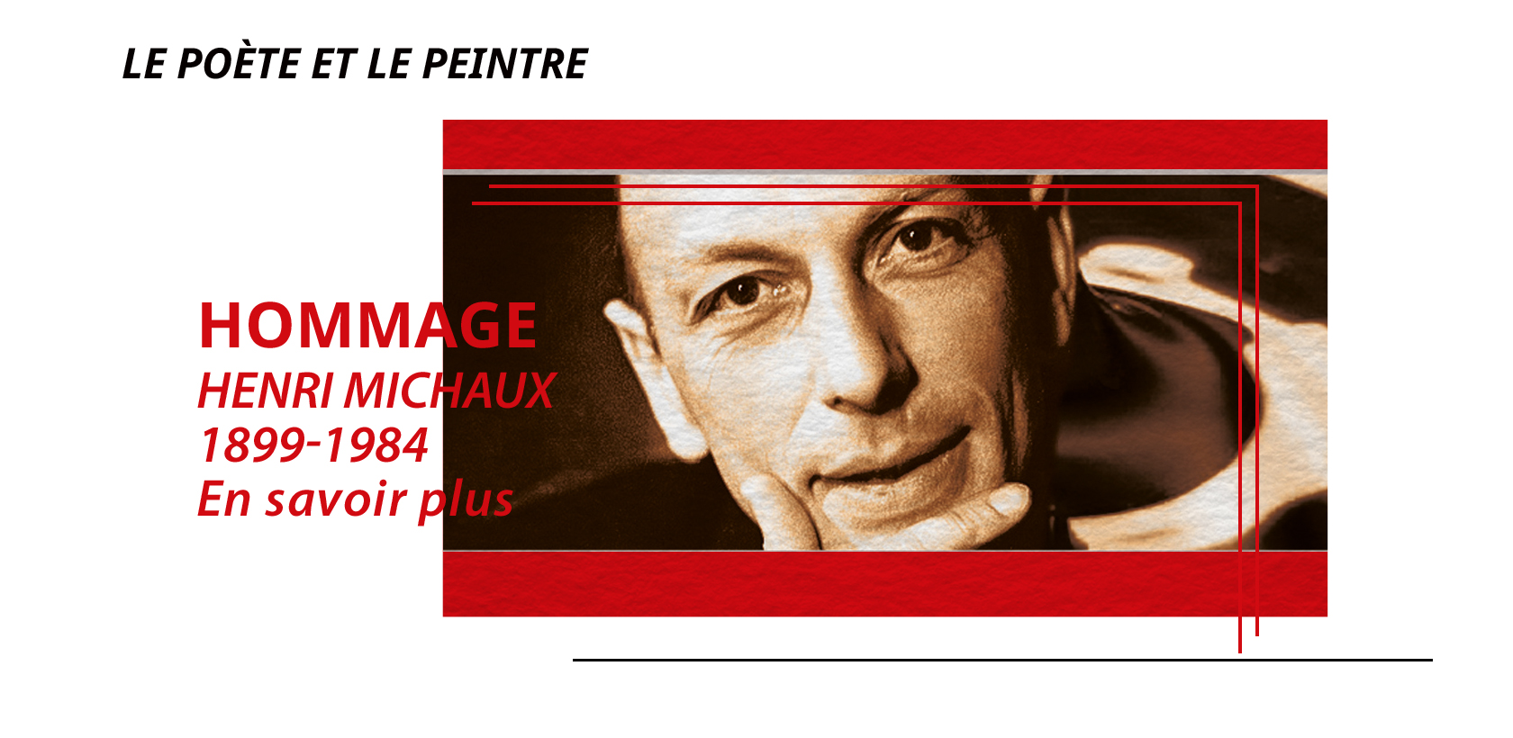 Hommage à Henri Michaux