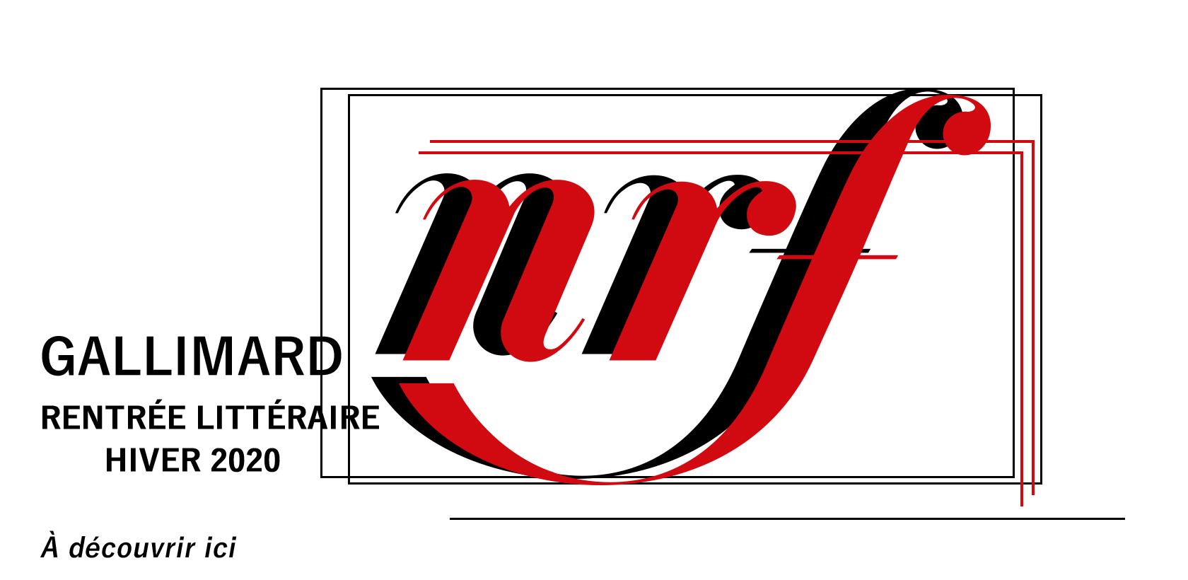 Rentrée Gallimard 2020 à la librairie Gallimard