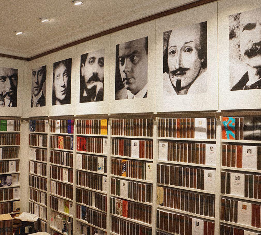 Bibliothèque de la Pléiade