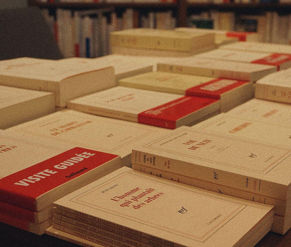 Littérature Gallimard
