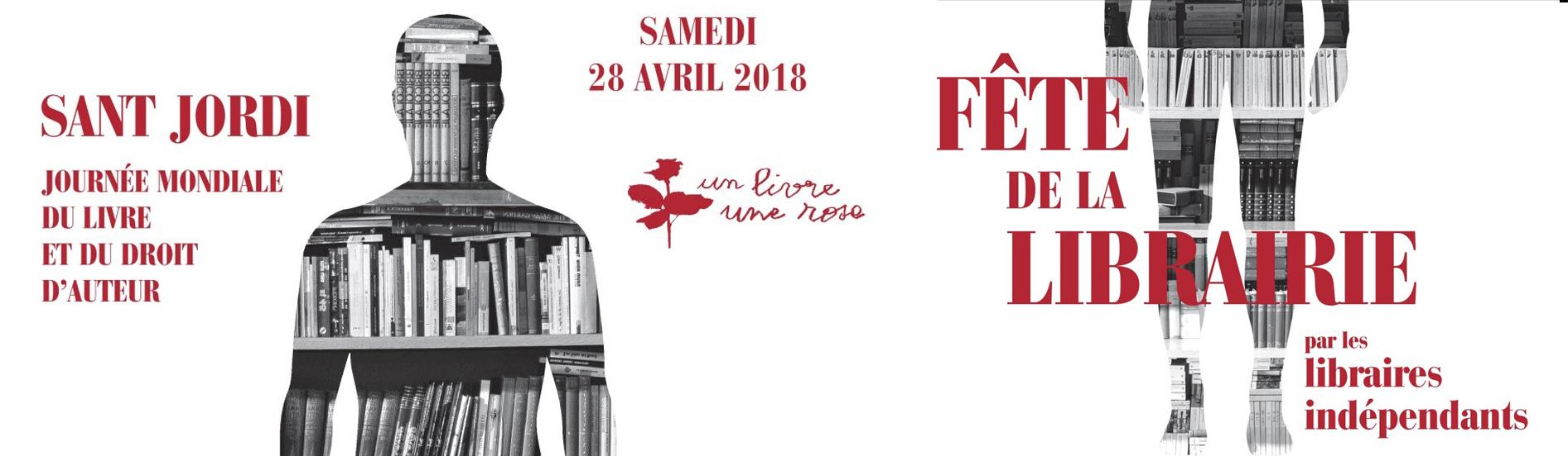 Fête de la Librairie - Sant Jordi
