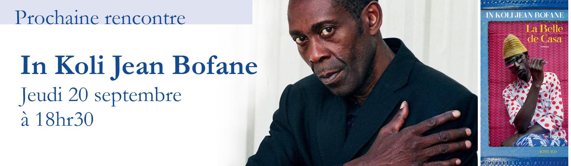Rencontre avec In Koli Jean Bofane