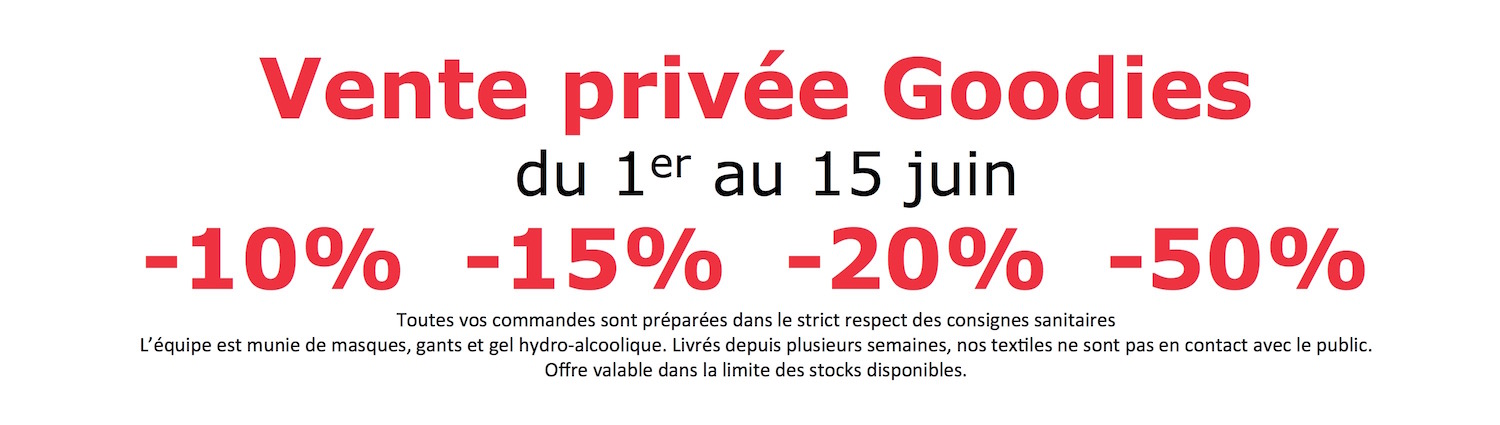 Vente privée Sciences Po