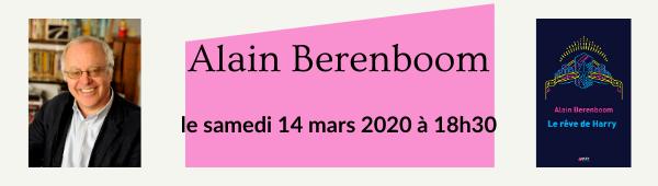 rencontre avec Alain Berenboom