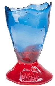 Vase XS Fish Design Gaetano Pesce